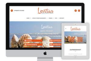 Webdesign Levitas
