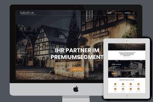 Babatron website