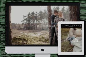 Website of Jessica Scholz Fotografie