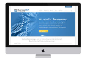 Webdesign - Business DNA