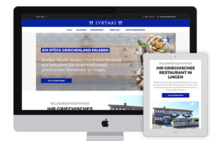 Website of Syrtaki