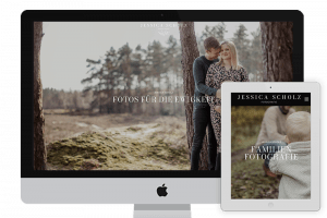 Website of Jessica Scholz Photography